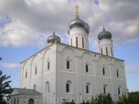 Свято-Троицкий Макарьевский желтоводский женский монастырь. Свято-Троицкий собор (1658)
