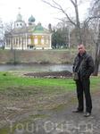 На территории Угличского кремля