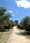 Сторожевая башня тамплиеров около города Вила Велья ди Родау.