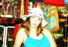 в сувенирной лавке продавец-египтянин назвал меня СЕСТРА :))