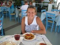 национальное греческое блюдо - Мусака