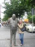 Символ города - Толстый!!!:))