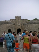 Знакомство с Родосом. Глава шестая «Крепость Кастелло и Старый город»