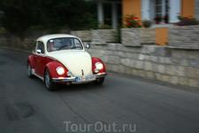 Не могу пройти мимо старых жуков :)