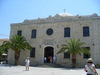 Ираклион,Храм Св.Тита.