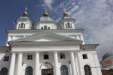 Ярославский Казанский женский монастырь