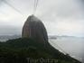 Подъем на самую высокую гору Рио. Стены ее совершенно отвесны, почти лишены растительности.
