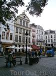 прекрасный город Брюссель