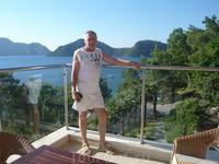 Вид на морские просторы из отеля Grand Yazici Mares