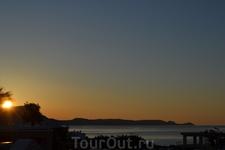 Восход в Киотари