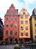 Эти домики - на всех рекл.магнитиках Стокгольма.