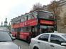 У входа в Киево-Печерскую Лавру был замечен City-Bus