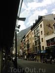 В столице Андорры на экскурсии.