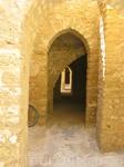 Внутри монастиря...