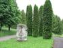 парк замка Олесько