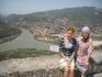 Слияние двух главных рек Грузии-Куры и Арагви!