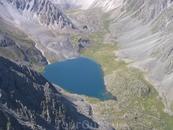 Горное озеро. Экскурсия