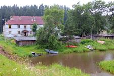 деревня Куркиеки