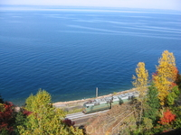 Байкал в сентябре
