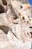 . На протяжении 900 м вдоль левого берега Куры в отвесной туфовой стене горы Эрушети (Медвежья) высечено до 600 помещений: церквей, часовен, жилых келий ...
