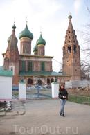 Выезд в Ярославль, конец апреля 2010.