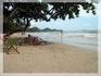 Пляж White Sands Beach - главный пляж острова, вдоль него идет улица, на которой расположены основные магазины и развлечения.