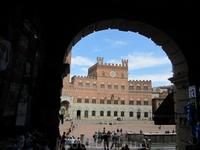 Нельзя не поддаться обаянию узких улочек Сиены и грандиозному эффекту Пьяцца Дель Кампо (Piazza del Campo), широкой центральной площади, окруженной великолепными ...