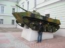 У музея истории ВДВ