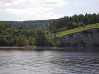 Самые красивые берега Волги - в Татарстане :)