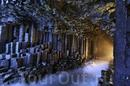 Фингалова пещера - поющее чудо природы