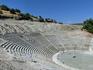 Классический античный театр - ещё одно доказательство великого прошлого Бодрума. Расположенный на склоне холма, возвышающегося над городом, этот театр ...