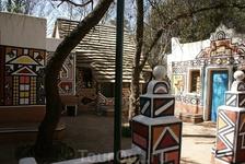 Вы думаете, что это просто стилизованные национальные домики народов Ндбеле?