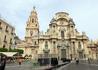 По улице Arenal переходим на вторую главную площадь и вот тут конечно восторг. Кафедральный собор Мурсии считается одним из самых красивых в Испании и ...