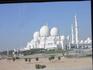 Белая мечеть шейха Заеда в Абу Даби