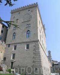 Правительственный дворец в Сан-Марино