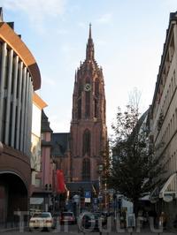 Кафедральный собор в Франкфурте