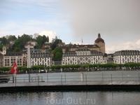 Виды исторического центра города