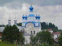 Чердынь. Воскресенский собор 1754 год