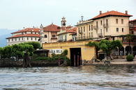 Isola Bella – одна из резиденций и семейства Борромео