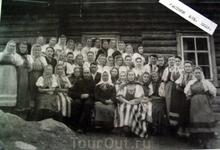 Сегозерский народный хор села Паданы