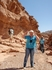 я на экскурсии в Новый цветной каньон