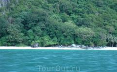 острова вокруг
