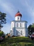 Вознесенская церковь-маяк.