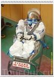 Аварийно-спасательный скафандр «Сокол» - принадлежал А.И. Лазуткину. Все скафандры этой серии изготавливаются по индивидуальным меркам, как и амортизационное ...