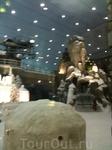 Mall of the Emirates горнолыжка