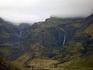 Горы восточного побережья Исландии