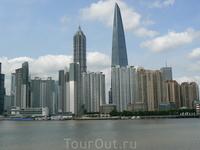 Современный Шанхай