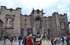 Шотландский военный мемориал.