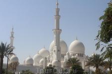 Мечеть шейха Заеда в Абу Даби