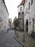 Тихай улочка Регенсбурга